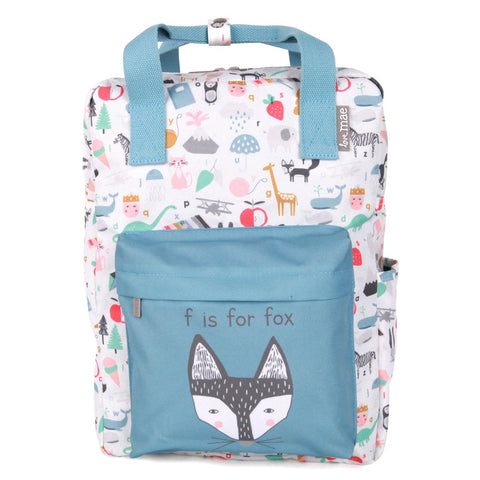 Love Mae - Back Pack - ABC - August Lane