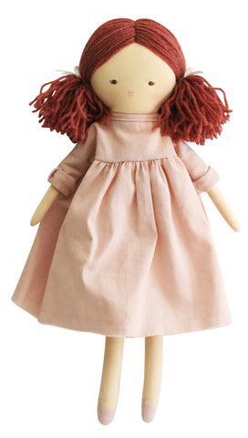 Alimrose - Matilda Doll (45cm) - Pink - August Lane