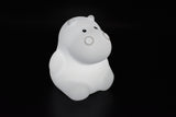 Kaper Kidz - Bed Time Buddy Night Light - Hippo - August Lane