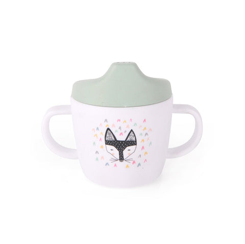 Love Mae - Sippy Cup - Mr Fox - August Lane