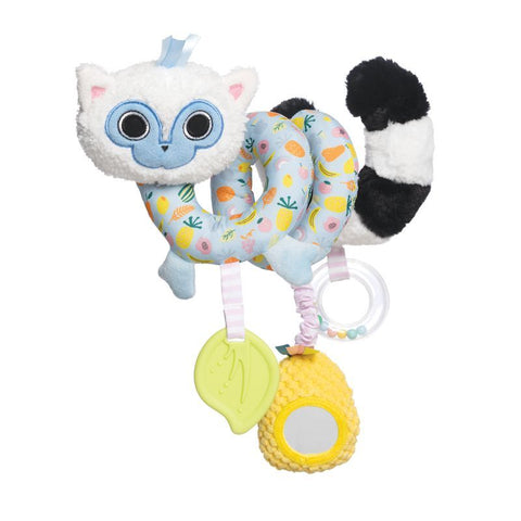 Manhattan Toys - Spiral Animal Lemur - August Lane