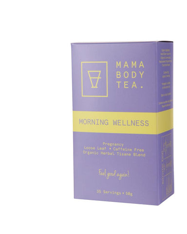 Mama Body Tea - Morning Wellness (Morning Sickness) Tea - August Lane