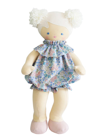 Alimrose - Baby Lucy 40cm - Liberty Blue - August Lane