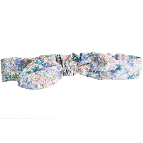 Alimrose - Adjustable Head Bow - Liberty Blue - August Lane