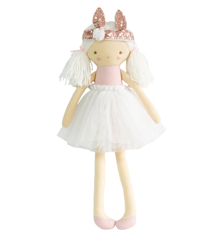 Alimrose - Sienna Doll - Pale Pink - August Lane