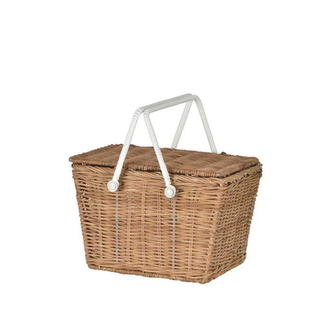 Olli Ella - Piki Basket - Natural - August Lane