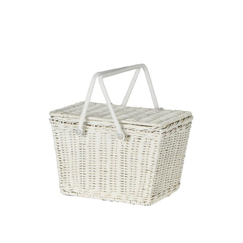 Olli Ella - Piki Basket - White - August Lane