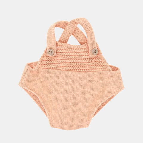 Olli Ella - Dinkum Doll Romper - Rose - August Lane