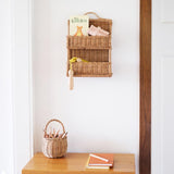 Olli Ella - Rattan Hello Hanging Shelf - August Lane