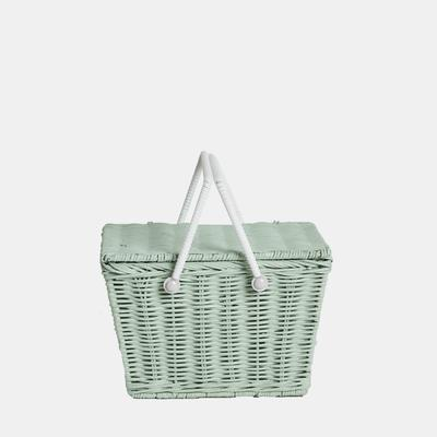 Olli Ella - Mint Piki Basket - August Lane