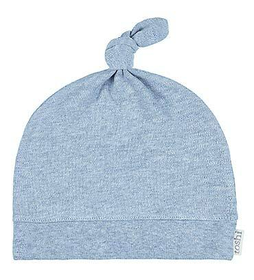 Toshi - Organic Beanie Dreamtime - Tide - August Lane