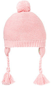Toshi - Organic Brooklyn Earmuff Beanie - Blush - August Lane