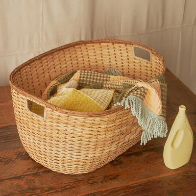 Olli Ella - Tuscan Laundry Basket - Large (Pickup in Store Only)