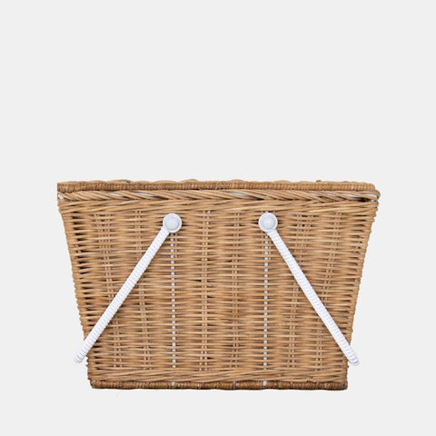 Olli Ella - Piki Basket Large - Natural - August Lane