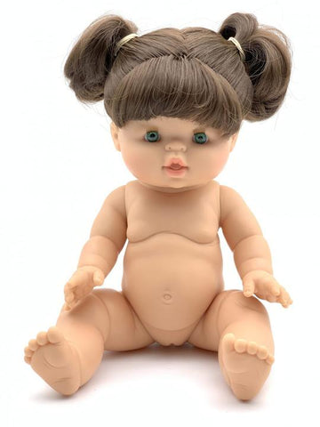 Paolo Reina  Dolls- 34cm Brunette Doll - Daisy (PRE-ORDER) End of July/ Early August - August Lane