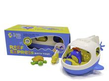 Happy Planet Toys - Reef Express Bath Toy Set - August Lane