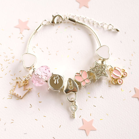 Lauren Hinkley - Cinderella Charm Bracelet - August Lane