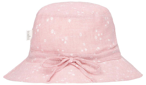 Toshi- Sunhat Milly - Blush - August Lane