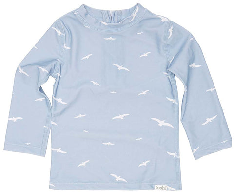 Toshi - Swim Rashie Long Sleeve - Bondi Beach - August Lane