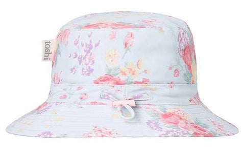 Toshi - Swim Sunhat- Celeste - August Lane