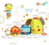 Dolce Toys - Safari Play And Learn - August Lane