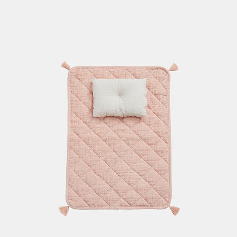 Olli Ella - Strolley Bedding Set - Rose - August Lane