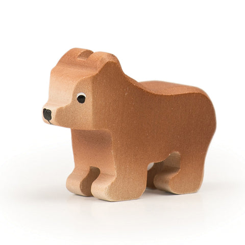 Trauffer - Brown Bear Mini - August Lane