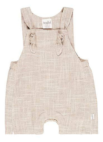 Toshi - Baby Romper - Linen - August Lane