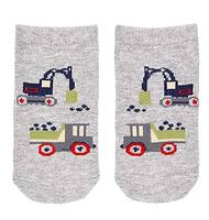 Toshi - Organic Boys Socks - Boys Toys - August Lane