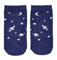 Toshi - Organic Socks Intergalactic - August Lane