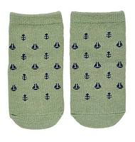 Toshi- Organic Socks - Nautical - August Lane