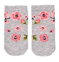Toshi - Organic Socks - Rose - August Lane