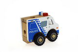 Koala Dream - Wooden Police Car - August Lane