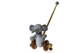 Kaper Kidz - Push-a-long Elephant - August Lane