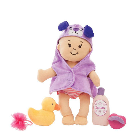 Manhattan Toy Company - Wee Baby Stella- Bathing Set