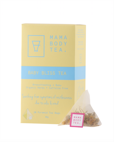 Mama Body Tea - Baby Bliss (Calming & Digestive) Tea - August Lane