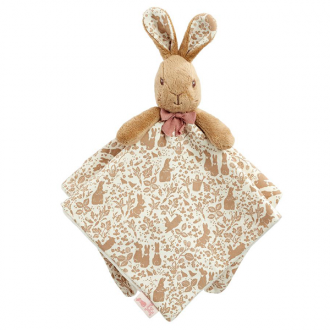 Peter Rabbit - Flopsy Comforter Blanket - August Lane