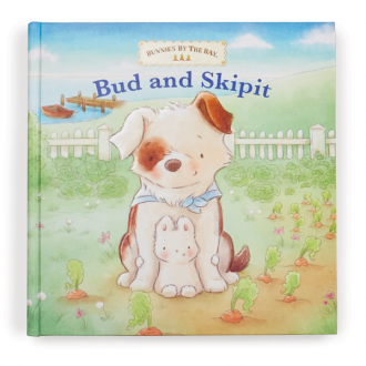 Bunnies By The Bay - Bud & Skipit Book