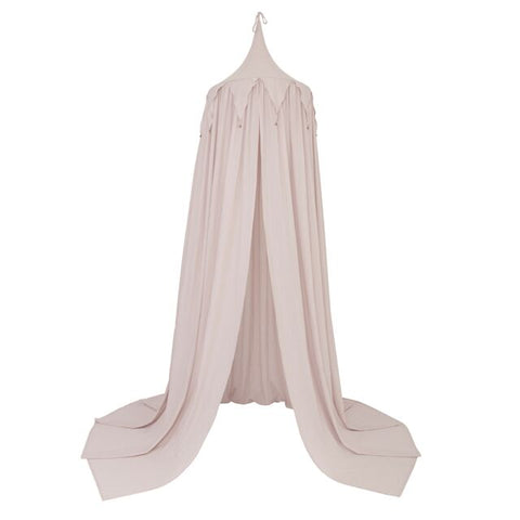 Numero 74  - Canopy - Circus Bunting Canopy - Powder Pink - August Lane