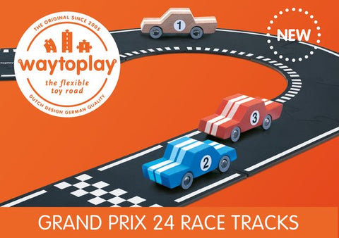 Way To Play - Grand Prix  - 24 pieces - August Lane