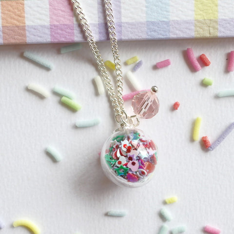Lauren Hinkley - Magic Fairy Dust Necklace - August Lane