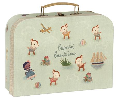 Maileg - Bambi Bambino Suitcase - August Lane