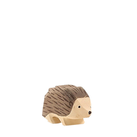 Hedgehog Wooden Animal - August Lane