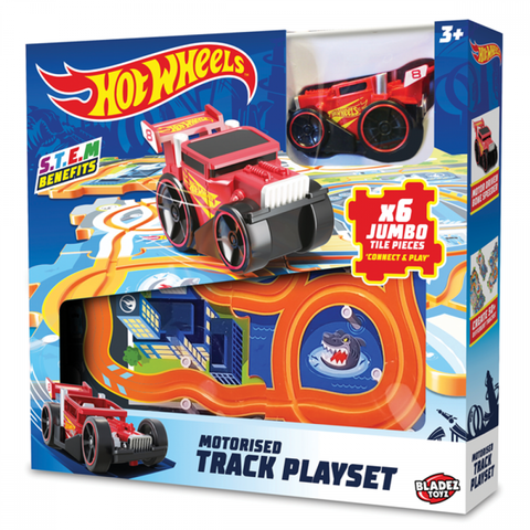 Hot Wheels - Motorised Track Playset