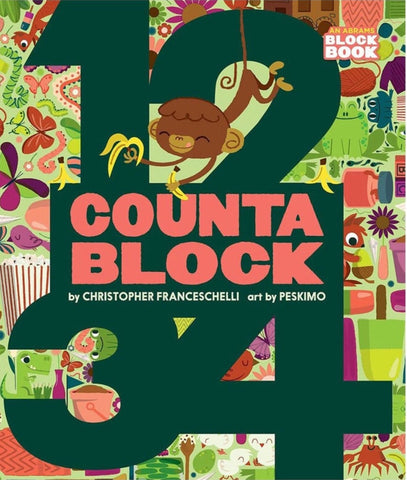Block Book - Counta Block - August Lane