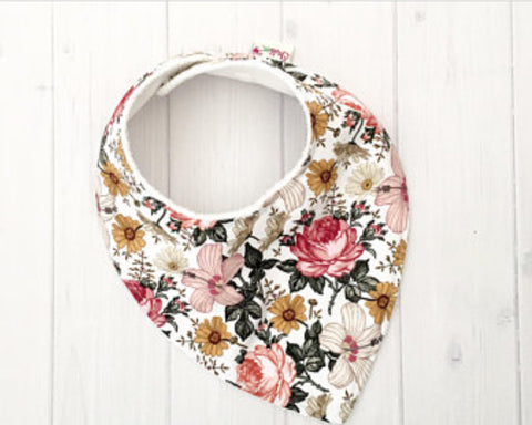 Grubbee Kids - Fleur Earth Bib - August Lane