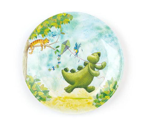 Jellycat - My Best Pet - Melamine Plate - August Lane