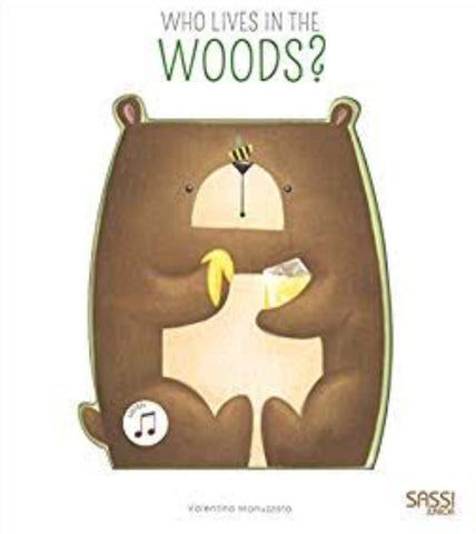 Who Lives In The Woods - Valentina Manuzzato - August Lane