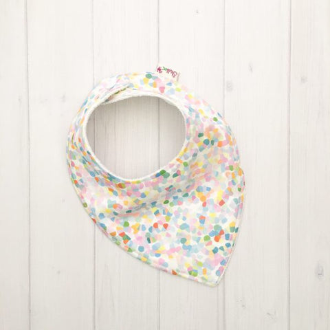 Grubbee Kids - Confetti Dribble Bib - August Lane