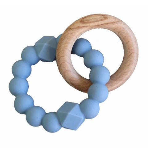 Jellystone - Moon Teether - Various Colours - August Lane